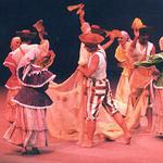 グァテーケ・プエルト・リコ民族舞踊団