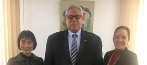 ドミニカ大使館